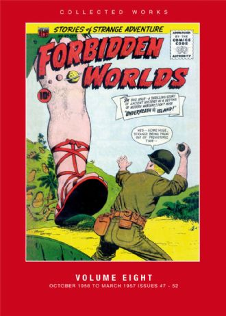 ACG Collected Works - Forbidden Worlds (Vol 8)